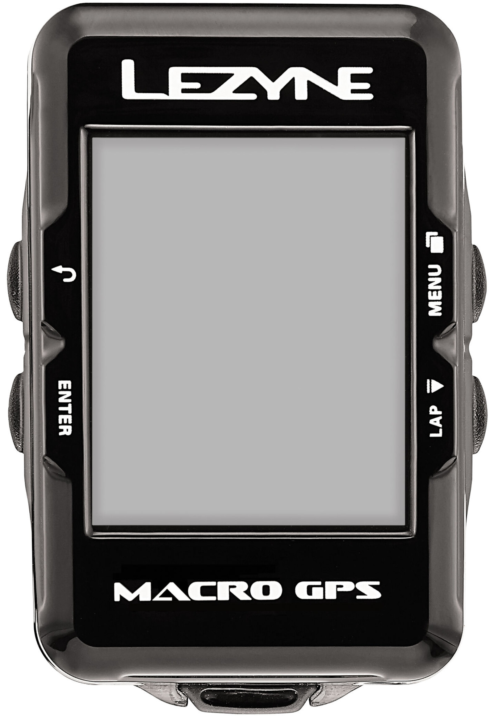 lezyne macro gps fahrradcomputer mit herzfrequenzmessger t und speed cadence sensor schwarz. Black Bedroom Furniture Sets. Home Design Ideas